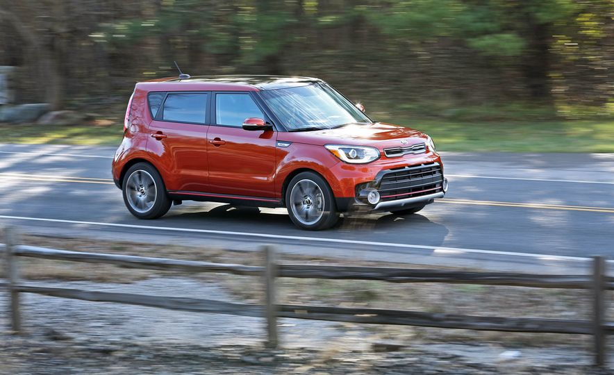 2017 Kia Soul SX Turbo - Slide 4