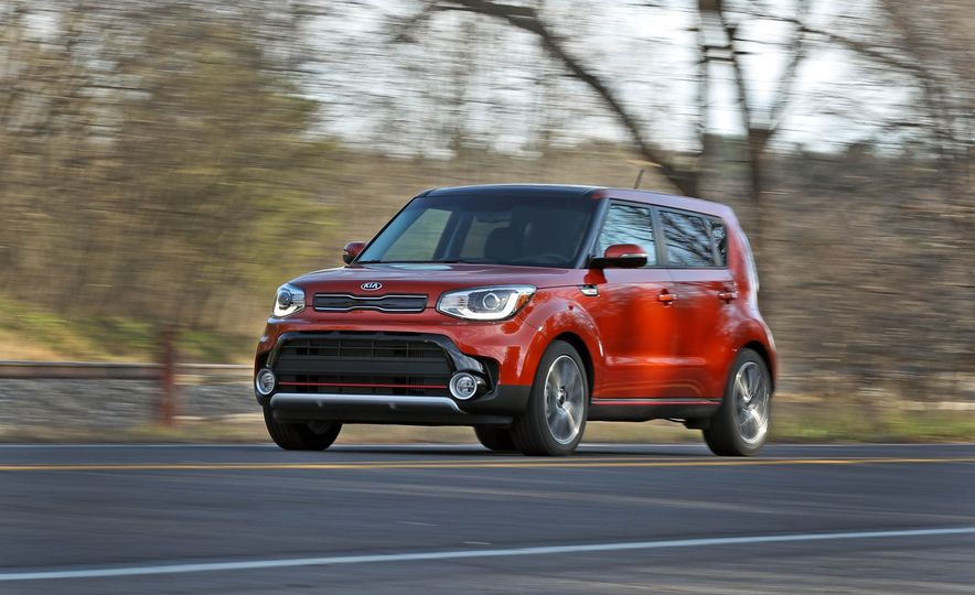 2017 Kia Soul SX Turbo - Slide 1
