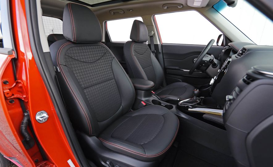 2017 Kia Soul SX Turbo - Slide 56