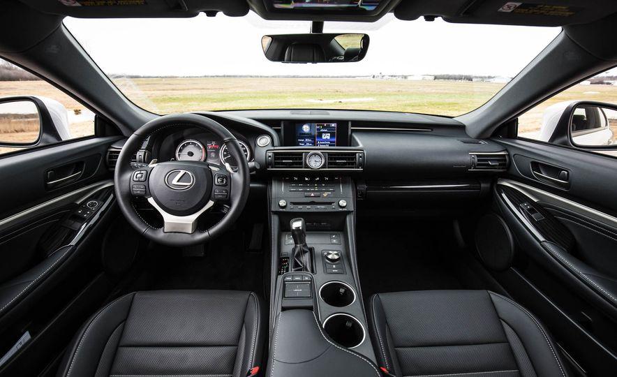 2017 Lexus RC 200t - Slide 26
