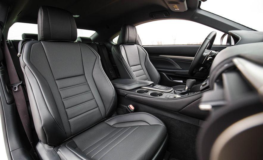 2017 Lexus RC 200t - Slide 28