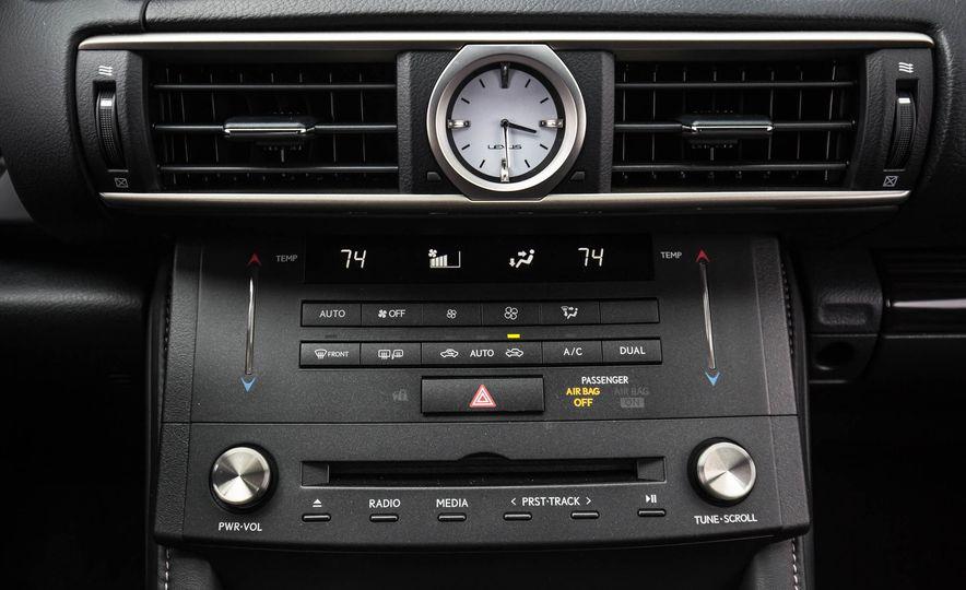2017 Lexus RC 200t - Slide 37