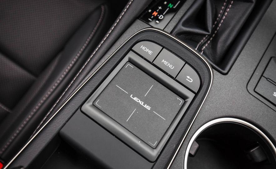 2017 Lexus RC 200t - Slide 41
