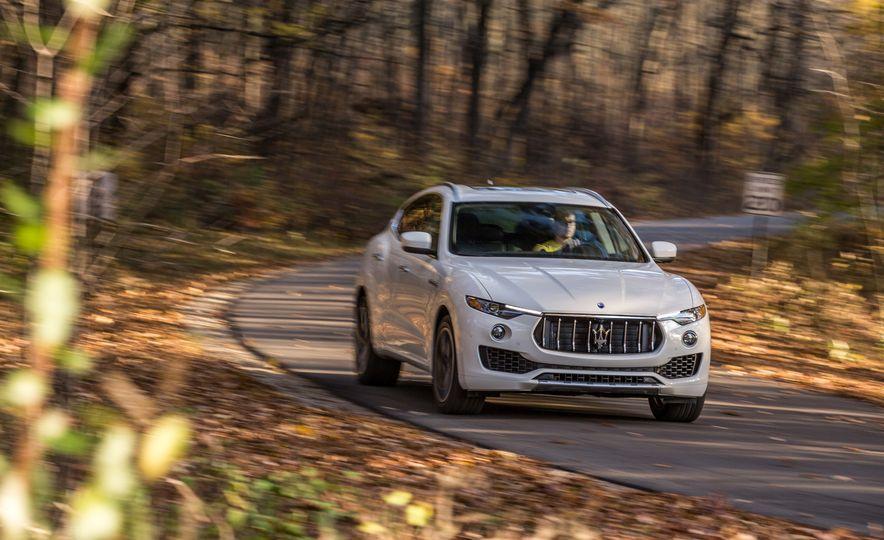 2017 Maserati Levante S Q4 - Slide 5