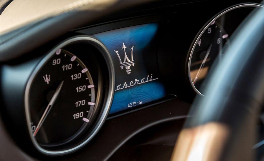 2017 Maserati Levante S Q4 - Slide 21