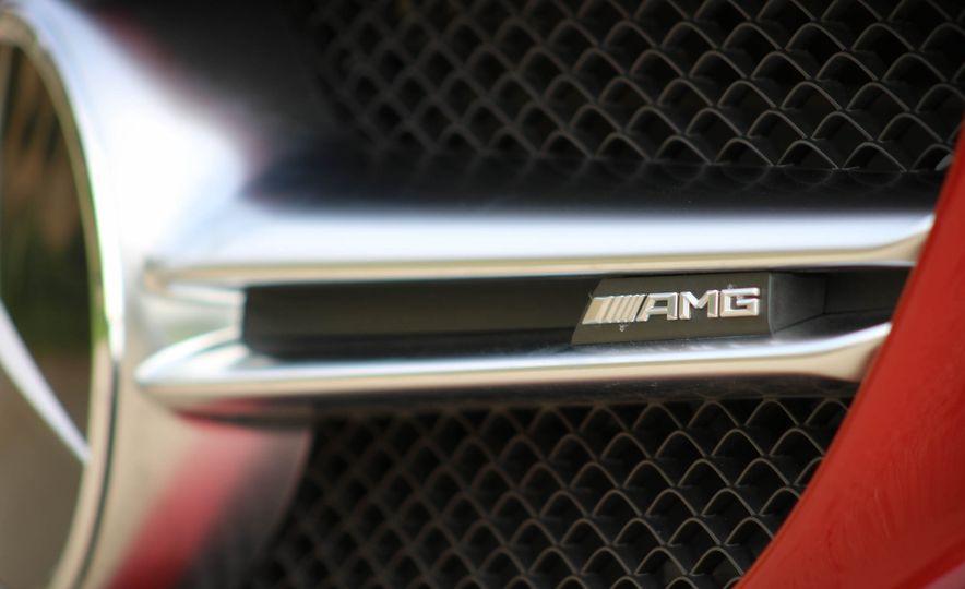 2017 Mercedes-AMG C63 cabriolet - Slide 24