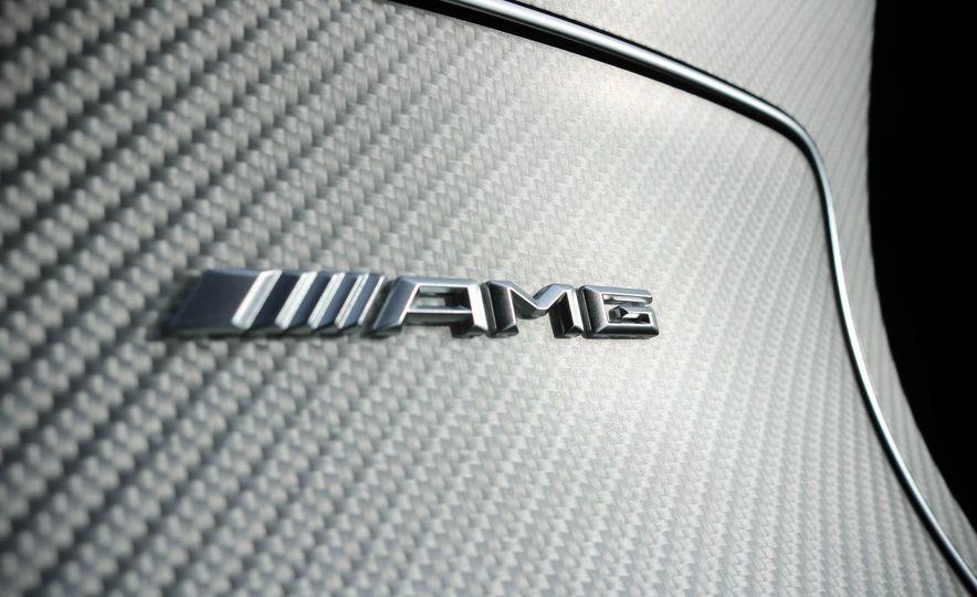 2017 Mercedes-AMG C63 cabriolet - Slide 44