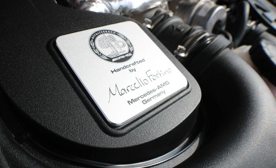2017 Mercedes-AMG C63 cabriolet - Slide 50