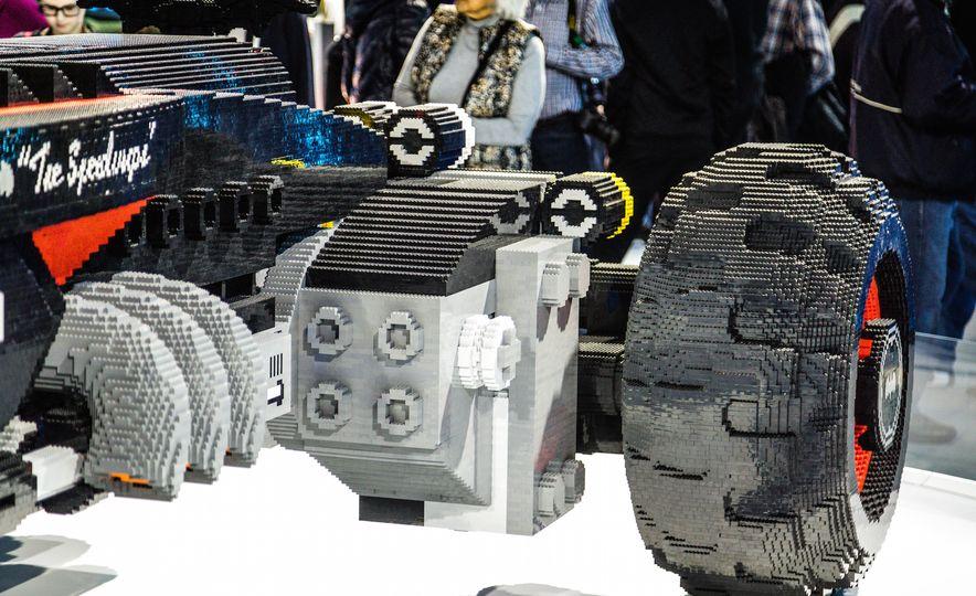 Bat Blocks: Lego Builds a Batmobile for Chevrolet - Slide 8
