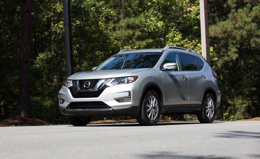 2017 Nissan Rogue hybrid - Slide 41