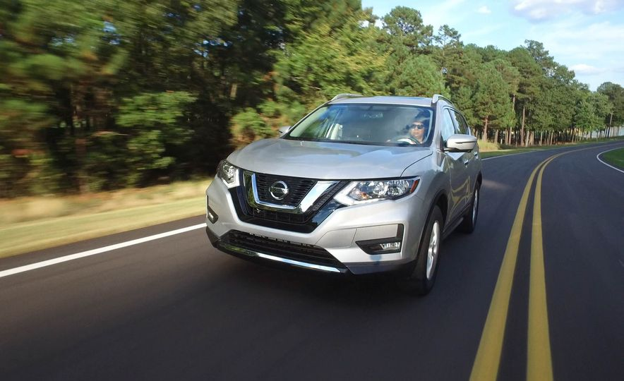 2017 Nissan Rogue hybrid - Slide 45