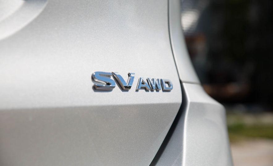 2017 Nissan Rogue hybrid - Slide 59