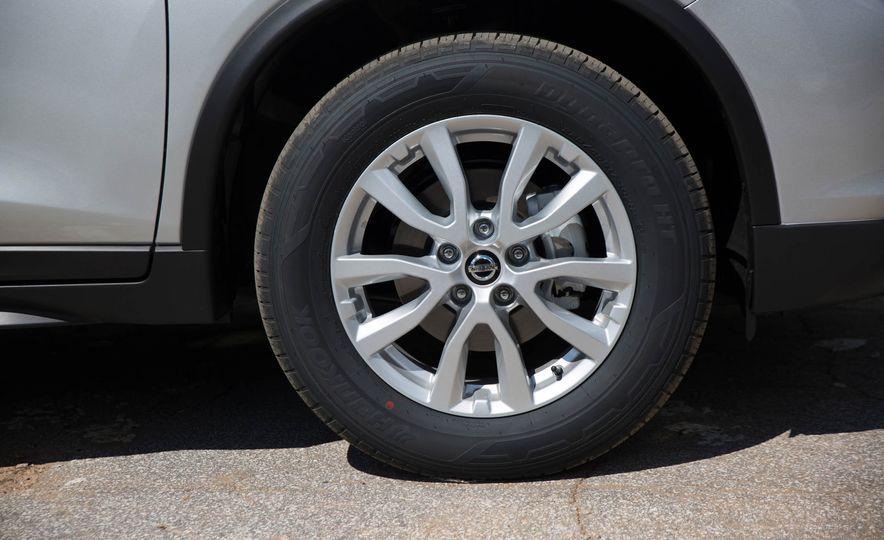2017 Nissan Rogue hybrid - Slide 60