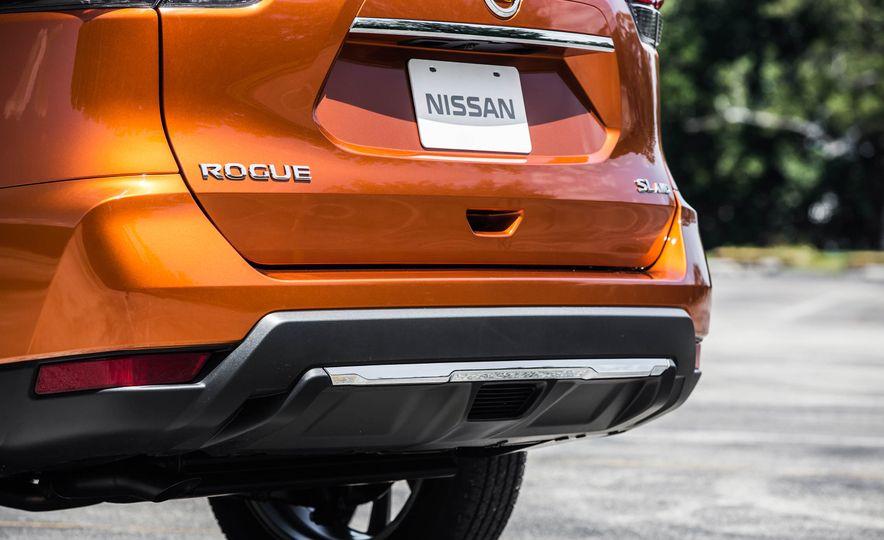2017 Nissan Rogue hybrid - Slide 76