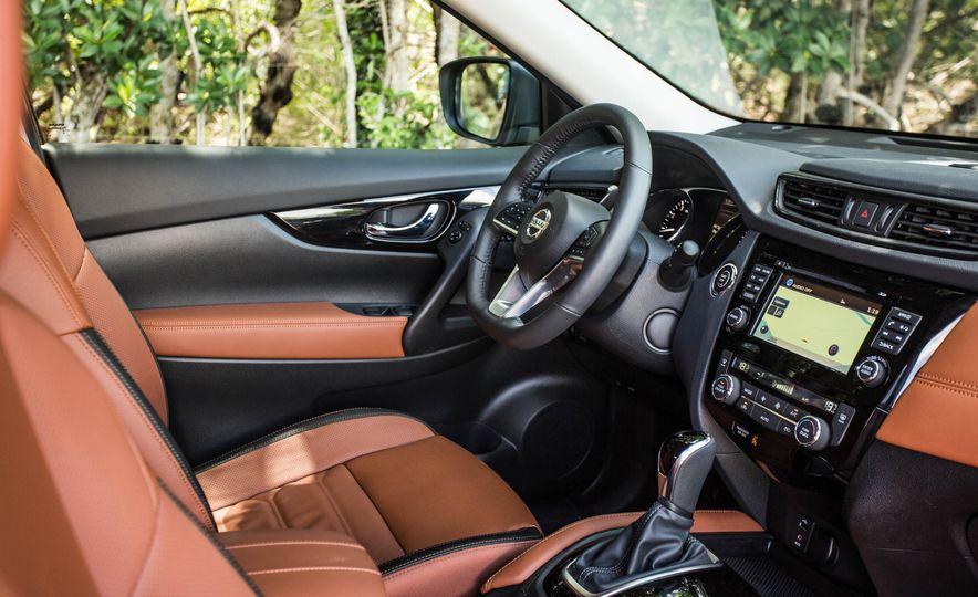 2017 Nissan Rogue hybrid - Slide 88
