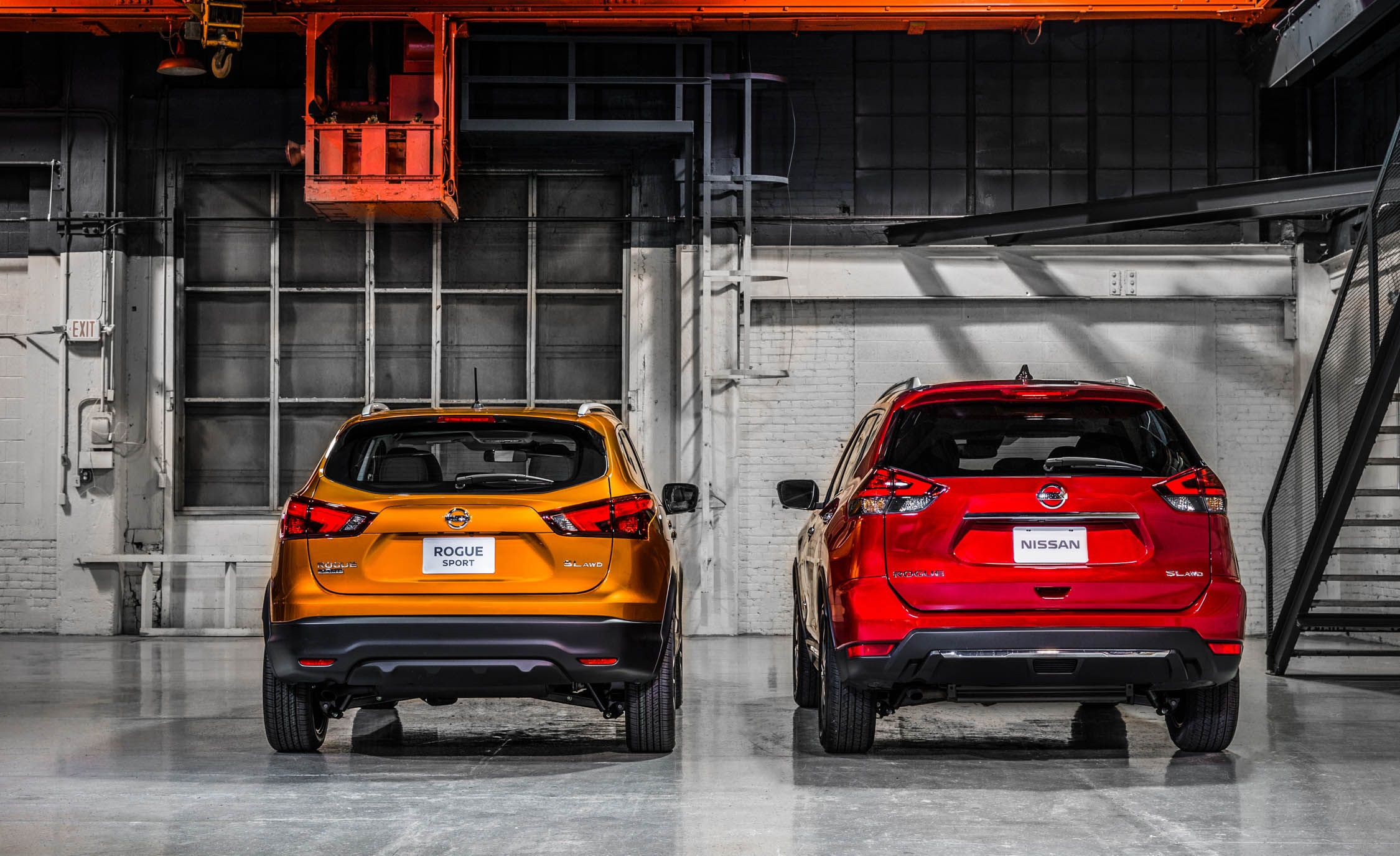 why it's nissan rogue sport in u.s. and qashqai everywhere else
