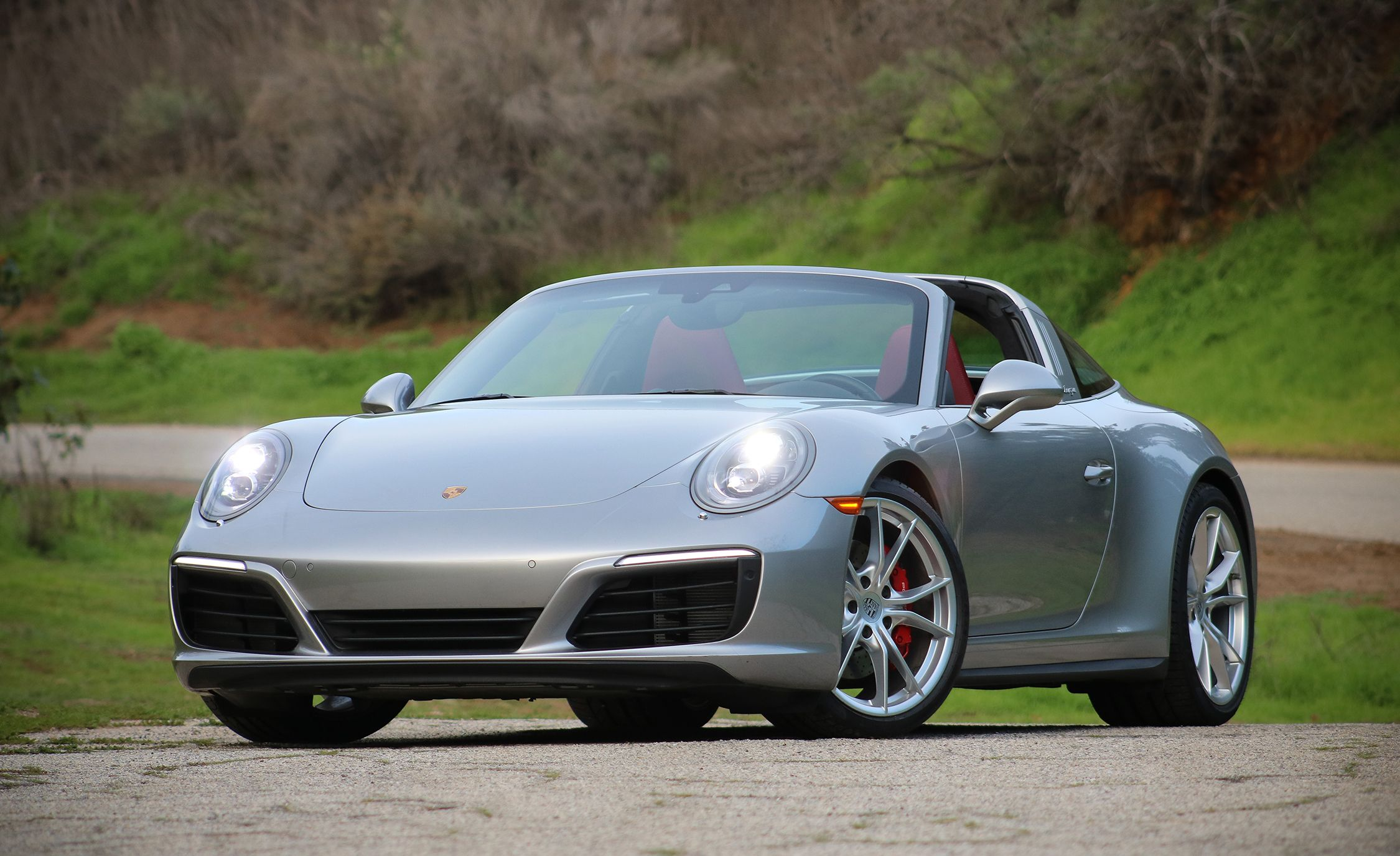 2017 porsche 911 carrera 4s targa automatic test review car