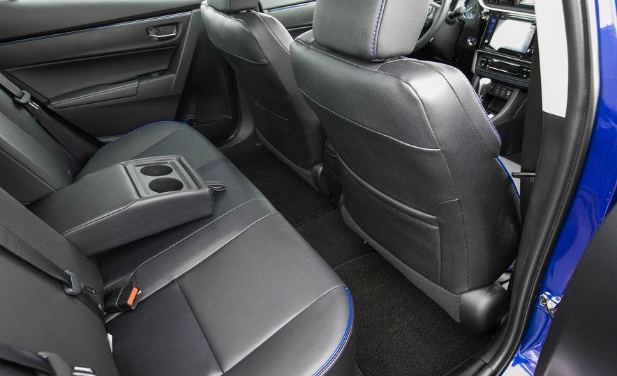 2017 Toyota Corolla XSE - Slide 57