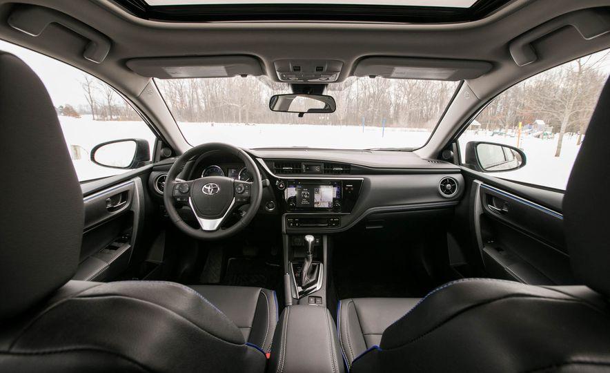 2017 Toyota Corolla XSE - Slide 67