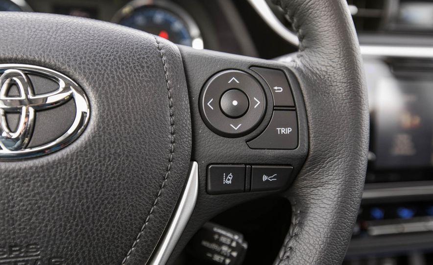 2017 Toyota Corolla XSE - Slide 73