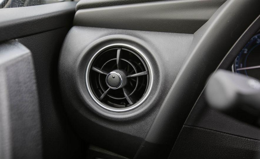 2017 Toyota Corolla XSE - Slide 75