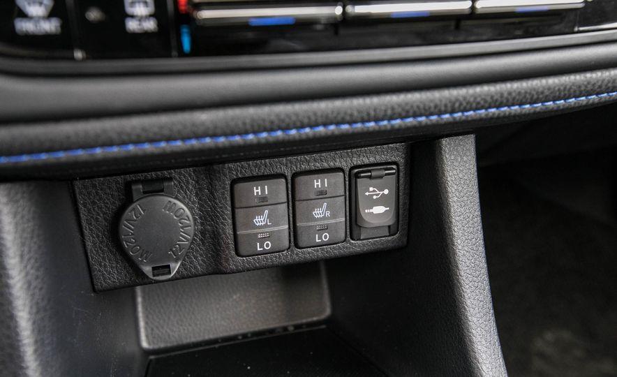 2017 Toyota Corolla XSE - Slide 88