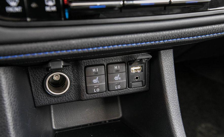 2017 Toyota Corolla XSE - Slide 89