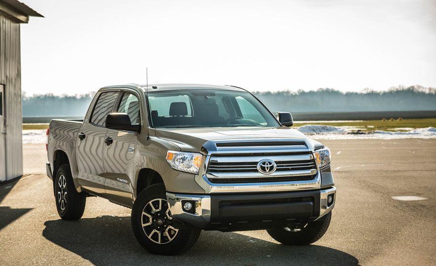 2017 Toyota Tundra TRD - Slide 13
