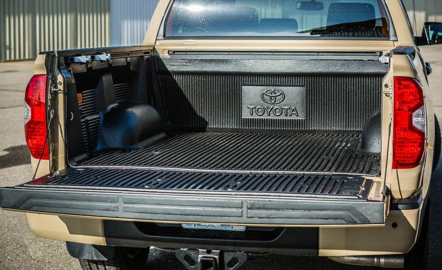 2017 Toyota Tundra TRD - Slide 17