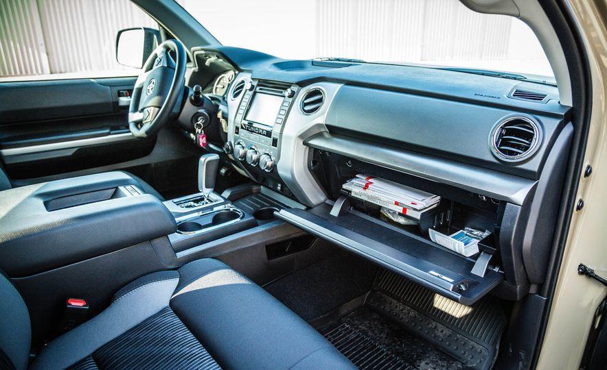 2017 Toyota Tundra TRD - Slide 25