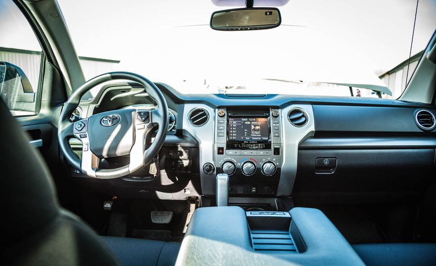2017 Toyota Tundra TRD - Slide 26