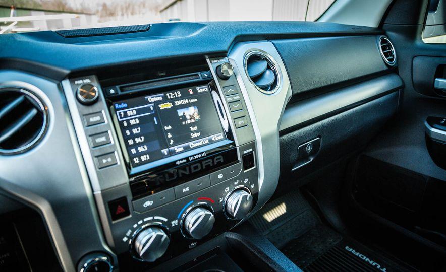 2017 Toyota Tundra TRD - Slide 27