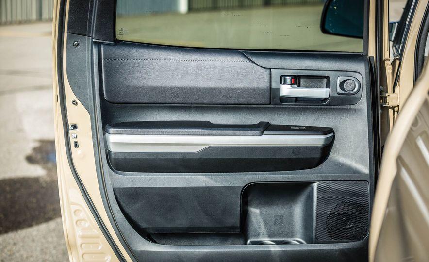 2017 Toyota Tundra TRD - Slide 39