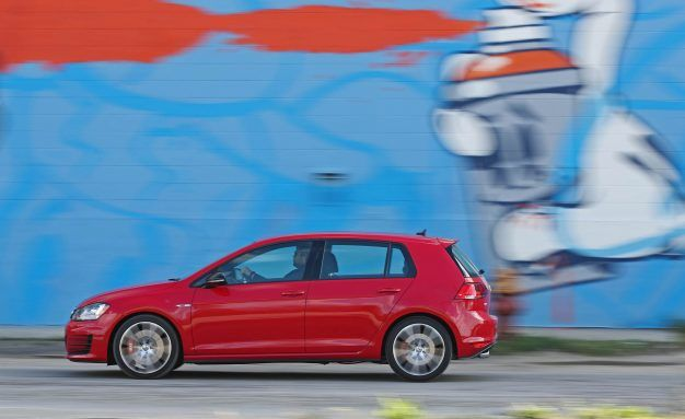 Volkswagen Golf and GTI Getting Updates for 2018, But Europe Has It Even Better