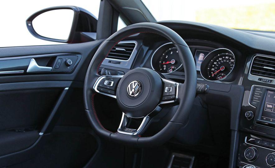 2017 Volkswagen Golf GTI Sport - Slide 53