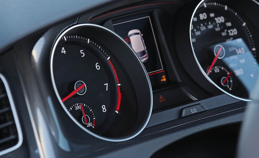 2017 Volkswagen Golf GTI Sport - Slide 57