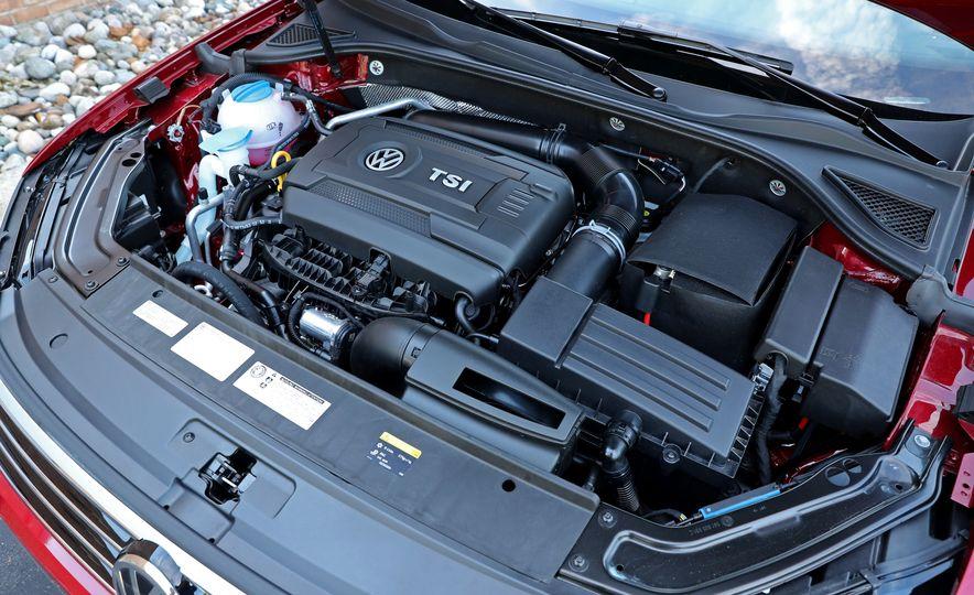 2017 Volkswagen Passat – Engine and Transmission - Slide 1