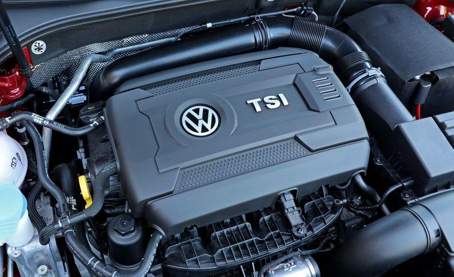 2017 Volkswagen Passat – Engine and Transmission - Slide 2