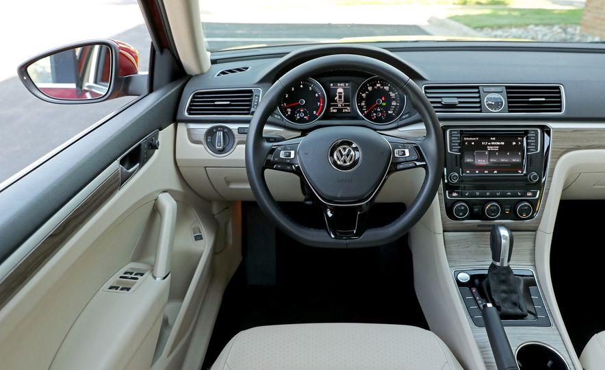 2017 Volkswagen Passat – Engine and Transmission - Slide 11