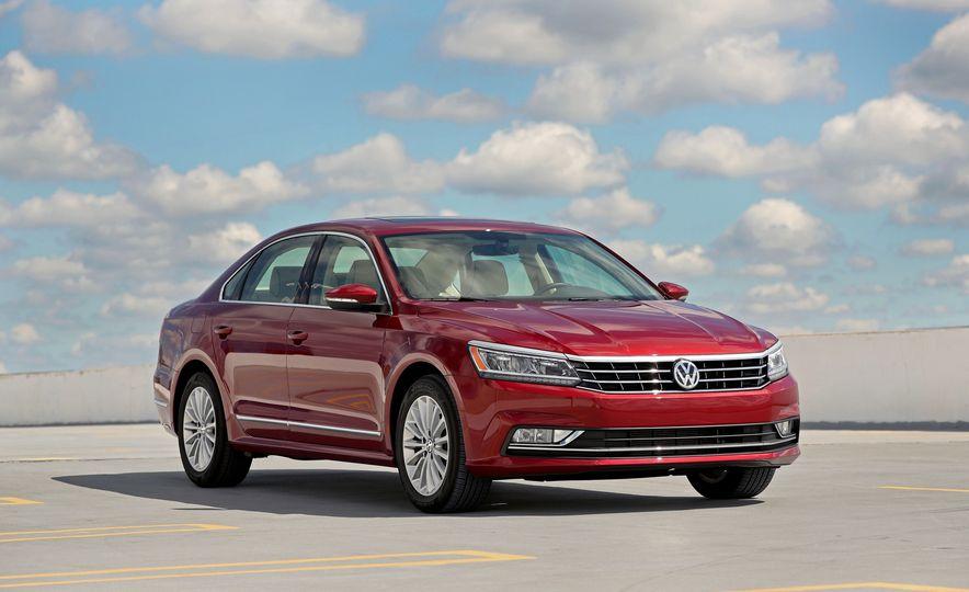 2017 Volkswagen Passat – Engine and Transmission - Slide 35