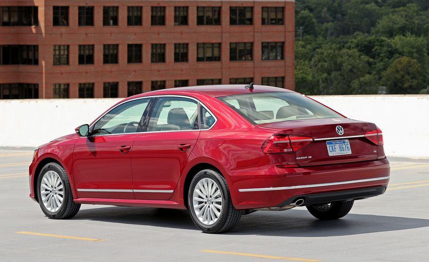 2017 Volkswagen Passat – Engine and Transmission - Slide 38