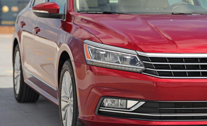 2017 Volkswagen Passat – Engine and Transmission - Slide 41