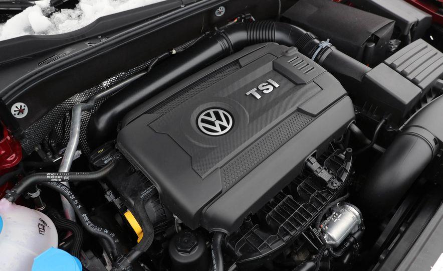 2017 Volkswagen Passat SE - Slide 47