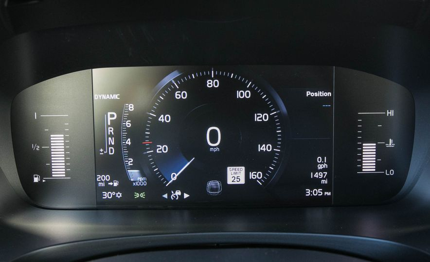 2017 Volvo S90 T5 FWD - Slide 40