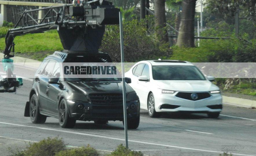 2018 Acura TLX (spy photo) - Slide 7