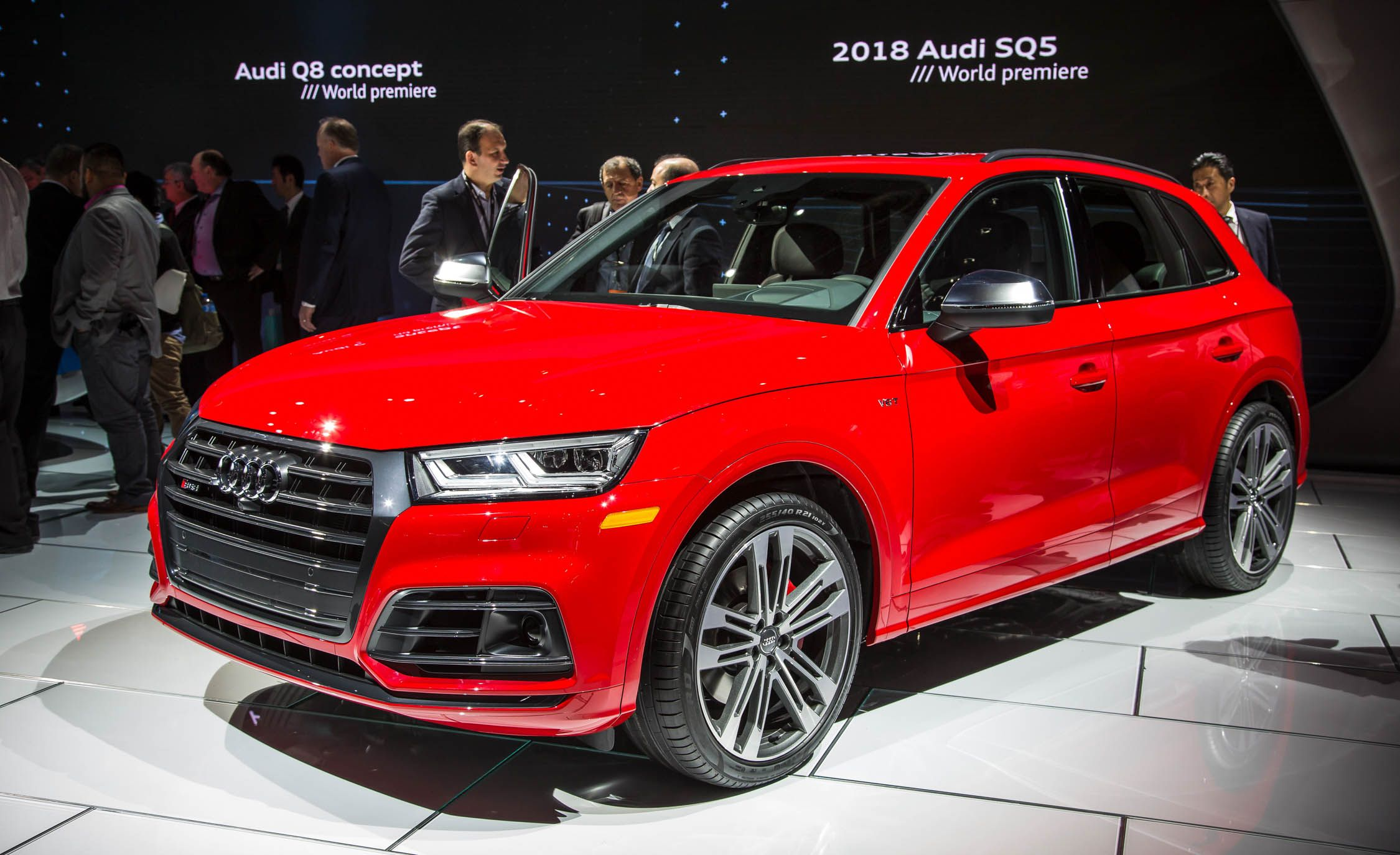 2018 Audi Sq5 3 0 Tfsi More Torque Without The Supercharger