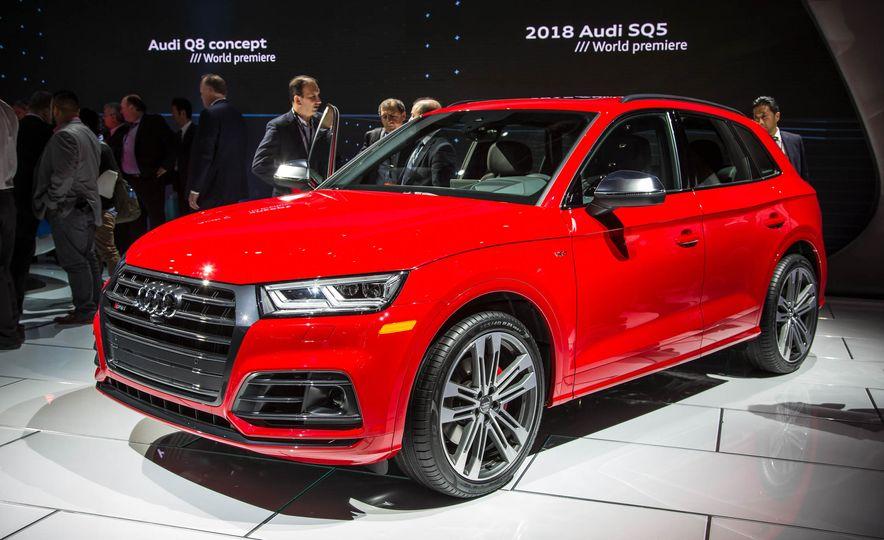 2018 Audi SQ5 - Slide 2