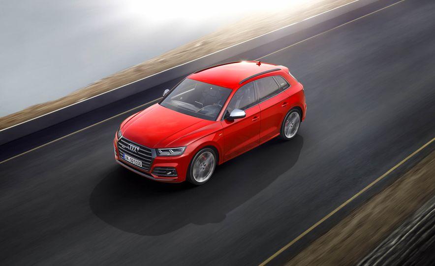 2018 Audi SQ5 - Slide 13