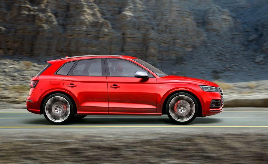 2018 Audi SQ5 - Slide 16
