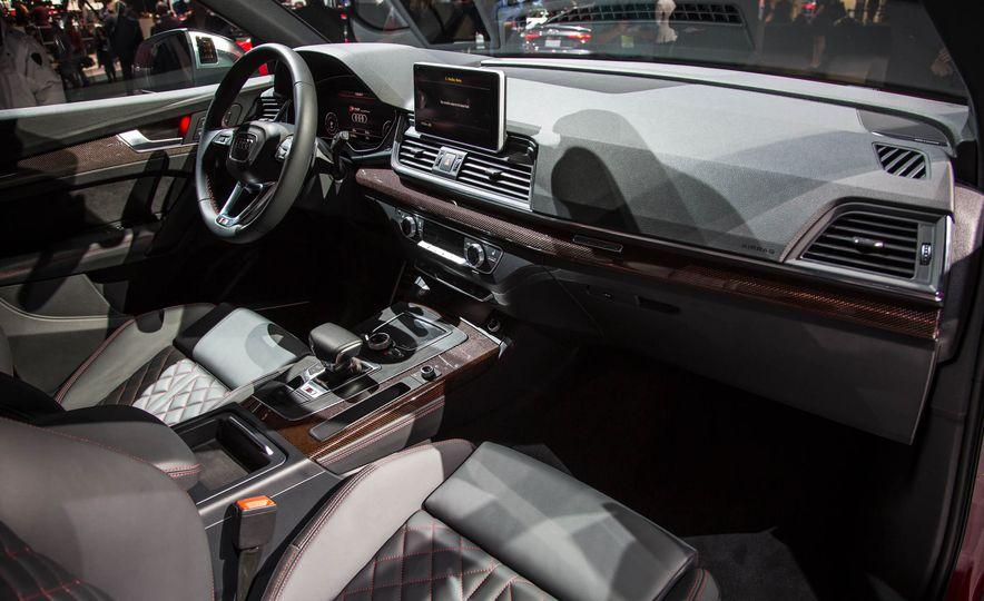 2018 Audi SQ5 - Slide 10